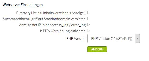 PHP-Version 7 lässt deine Website sofort schneller werden
