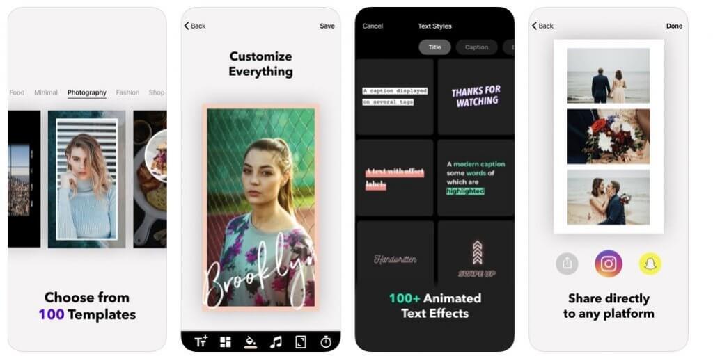 Mojo ist ein Social Media Tool für Instagram Videos