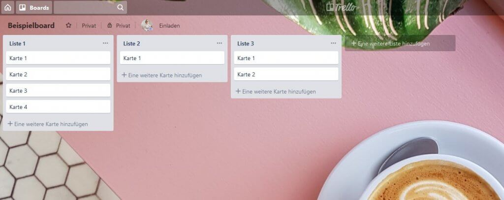 Trello ist ein super Projektmanagement-Tool