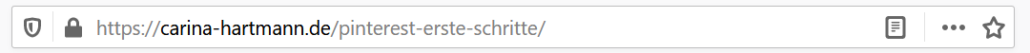 Beispiel URL