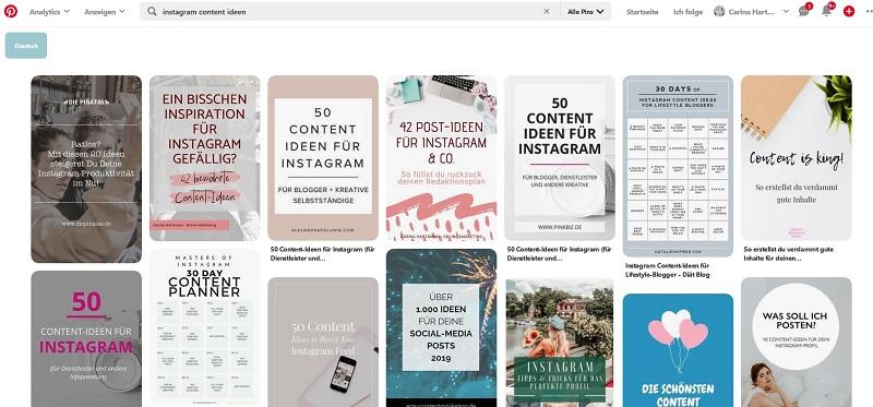Pinterest SEO für besseres Ranking in den Suchanfragen