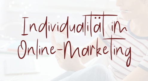 Individualität Online-Marketing