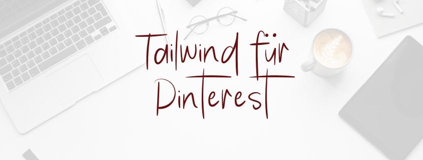 Tailwind für Pinterest