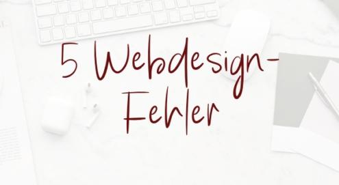 Webdesign - Tipps für gute Websites