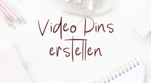 Video Pins erstellen