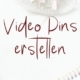Video Pins erstellen