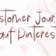 Customer Journey auf Pinterest