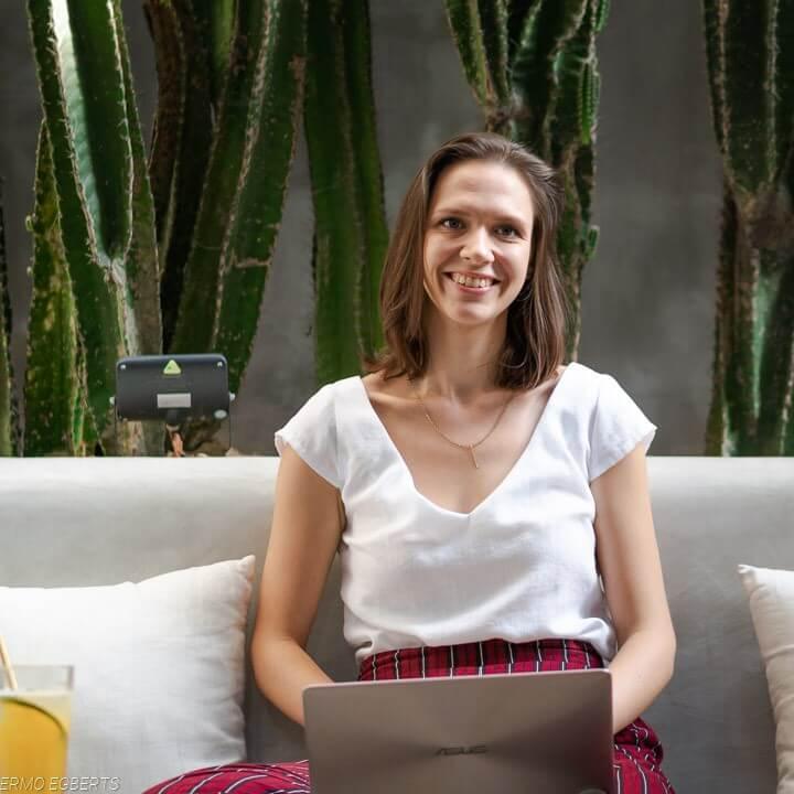 Elena Yoga - Pinterest für Yoga-Blogs