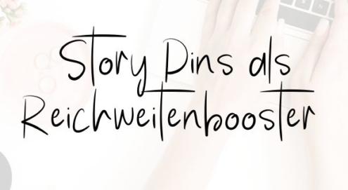 Mit Story Pins kannst du auf Pinterest Geschichten erzählen. Hier bekommst du die komplette Anleitung, Tipps und Beispiele für mehr Ideen & Inspiration.