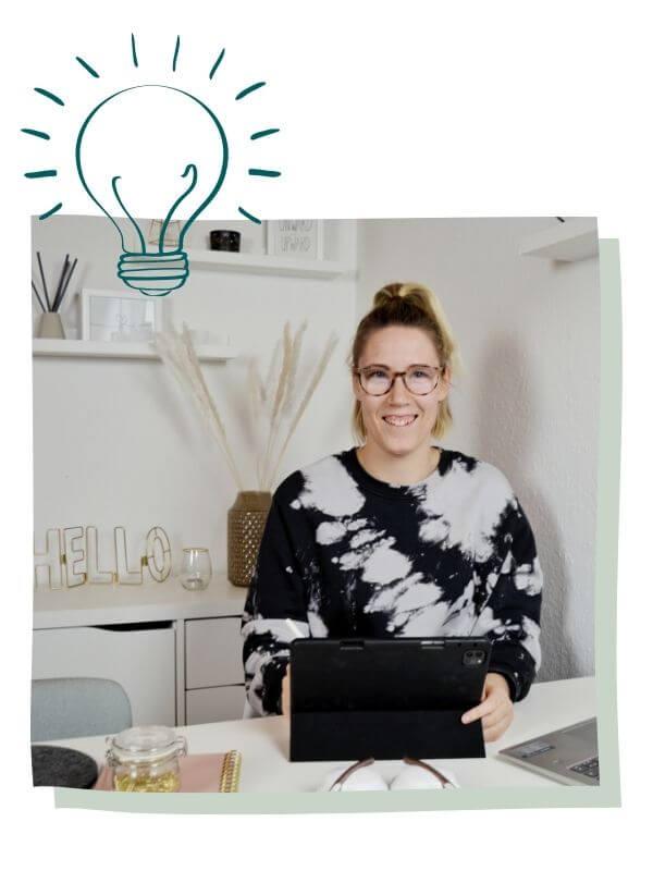 Carina Hartmann Pinterest Beraterin + Coach