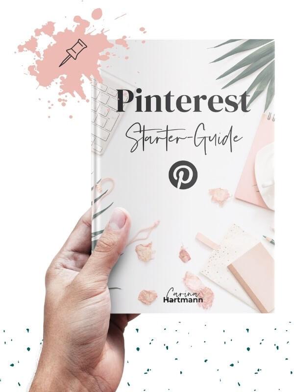 Pinterest Starter Guide E-Book