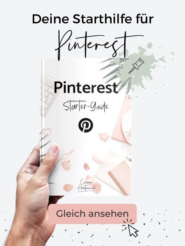 Pinterest Starter Guide - EBook